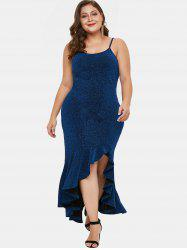 Plus Size Mother of The Bride Slip Dress -