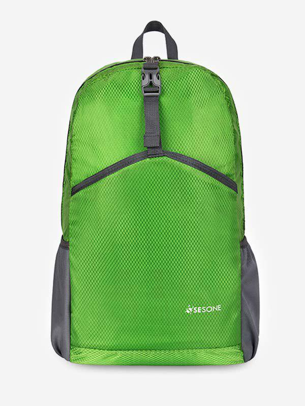Outfit Outdoor Folding Wear Resistance Light Backpack For Travel