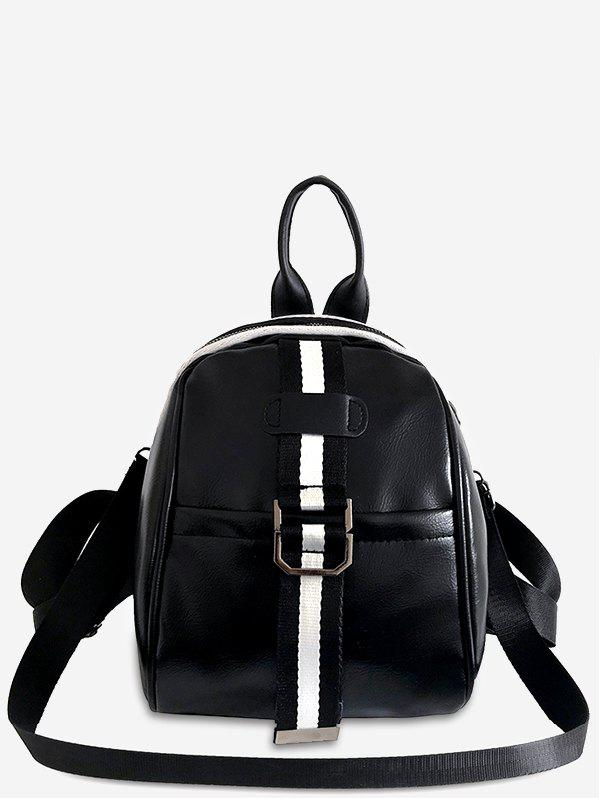 Sale Leather Small Travel Backpack