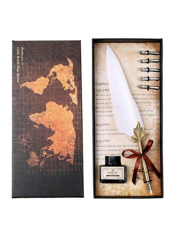 Best Feather Quill Pen and Ink In A Box