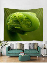 Plant Printed Tapestry Art Decoration -