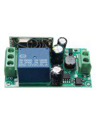 315/433 Mhz 1 Channel Relay Receiver Module -