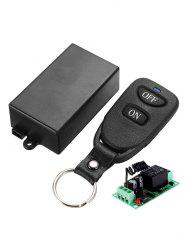 433 MHz Wireless Remote Control and Relay Receiver Module -