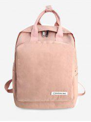 Chic Style Nylon Student Backpack -