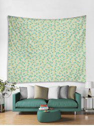 Grass Printed Tapestry Art Decoration -