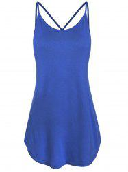 Strappy Back Tank Top -