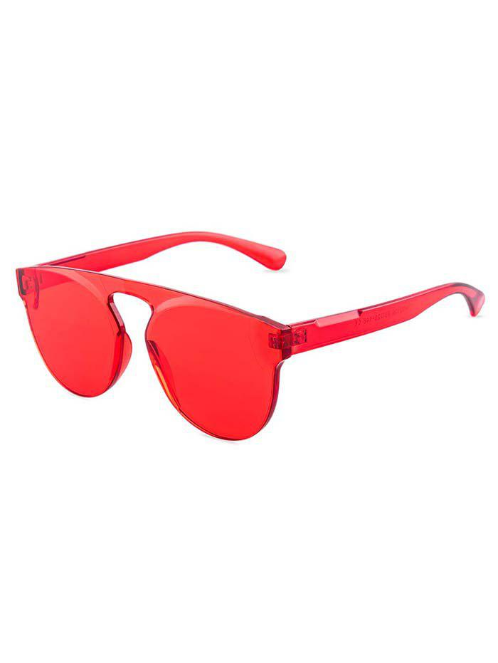 Fancy Chic High Definition Frameless Sunglasses