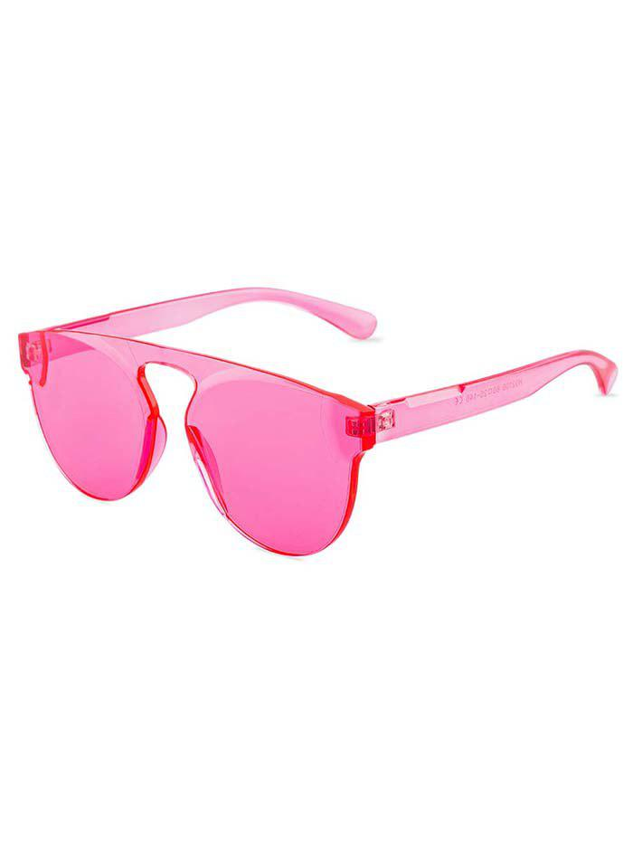 Trendy Chic High Definition Frameless Sunglasses