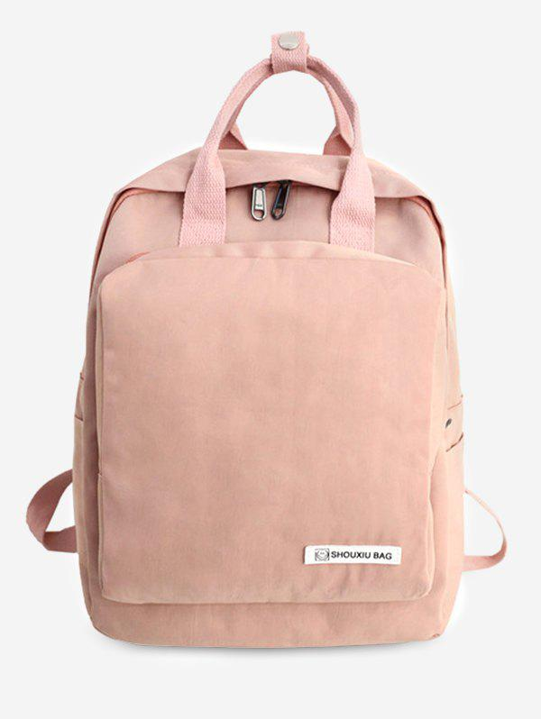 Affordable Chic Style Nylon Student Backpack