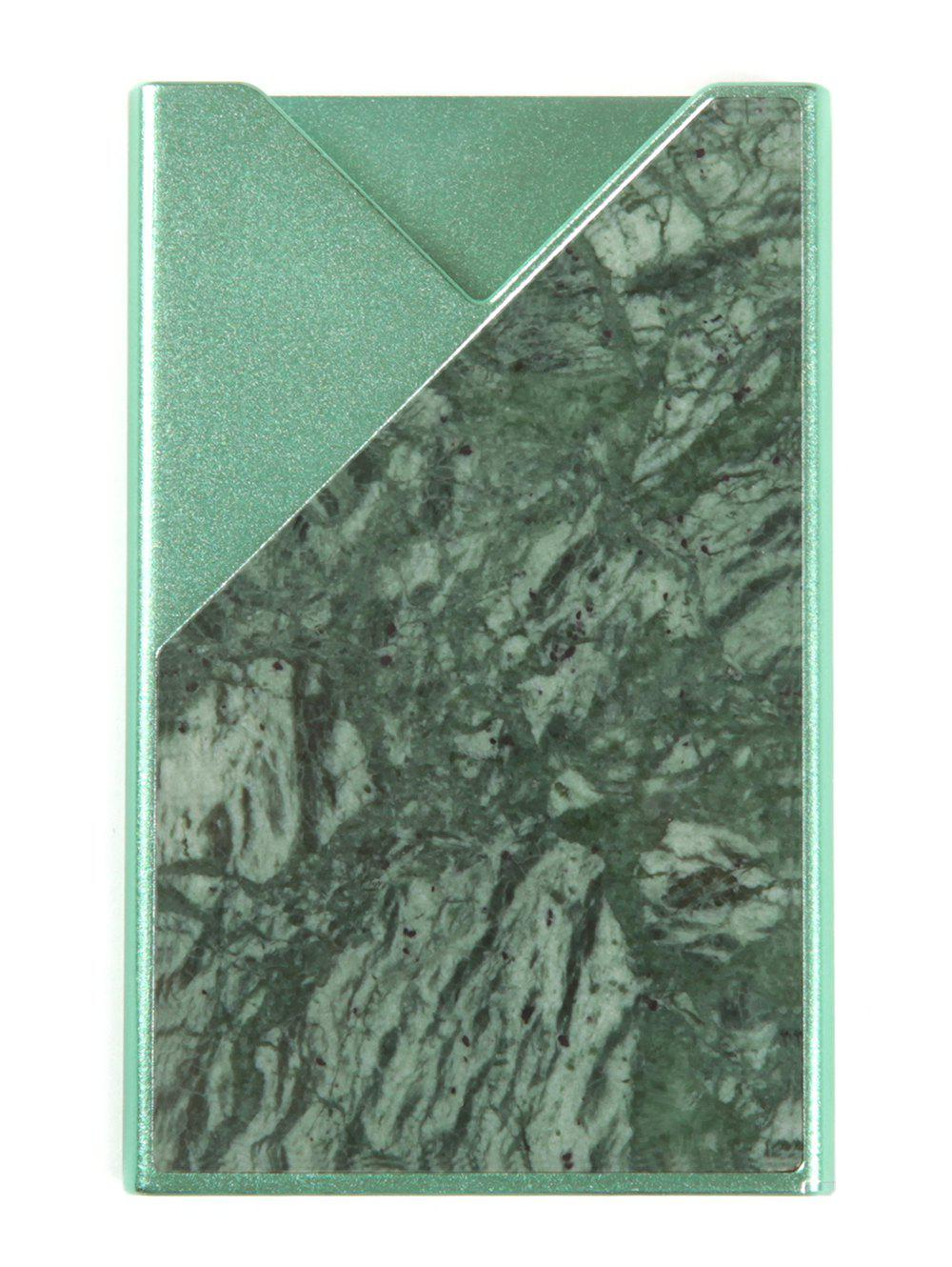 Sale Business Marble Pattern Hard Card Case