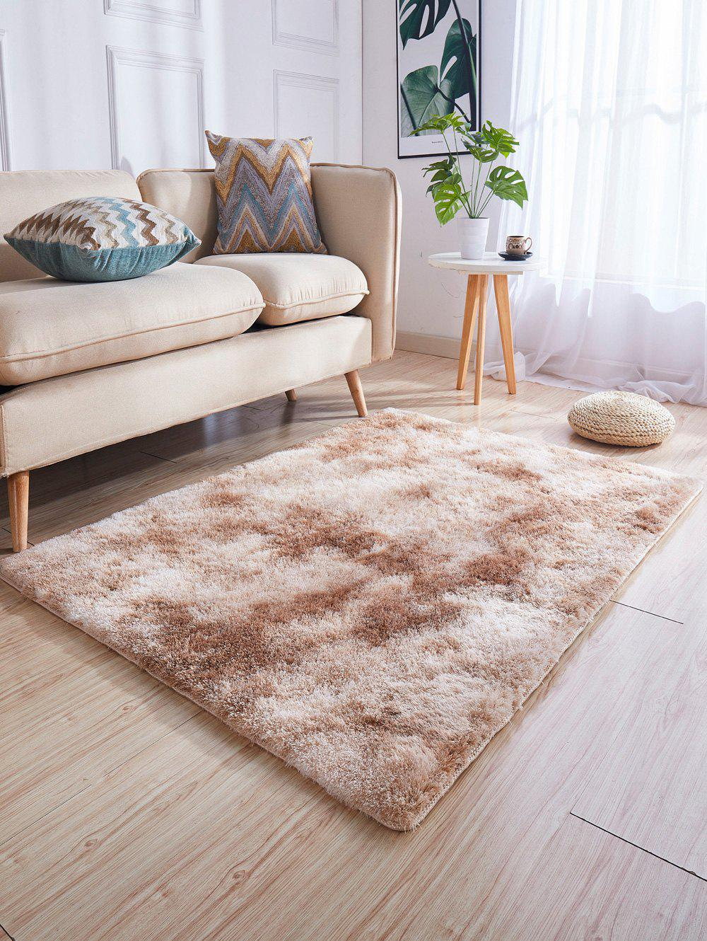Hot Faux Fur Solid Water Absorption Area Rug