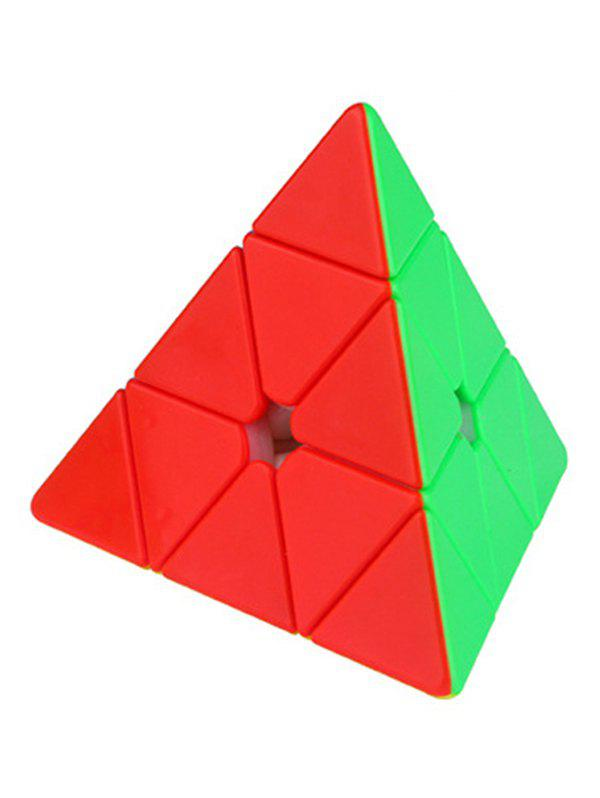 New Puzzle Toy Magnetic Pyramid Magic Cube