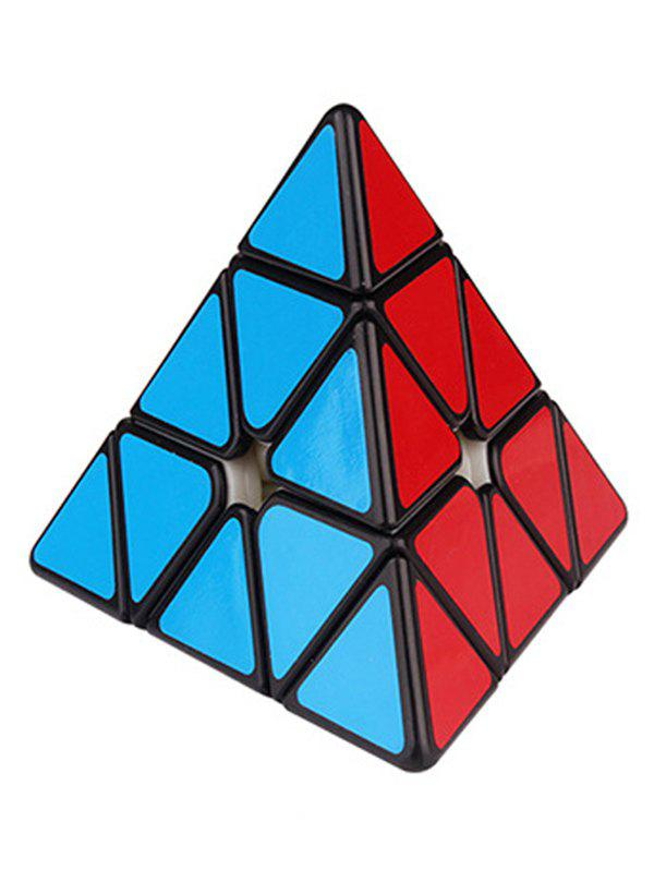 Cheap Puzzle Toy Magnetic Pyramid Magic Cube