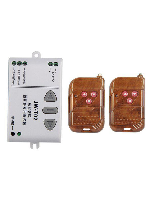 Discount 2 Pcs Universal Wireless Remote Switch Control and Relay Receiver Module