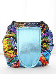 Chic Sequins Decoration Cosmetic Bag -