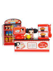 Convenience Store Combination Children's Play House Toy -