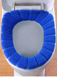 Stretch Fluffy Toilet Seat Cover -