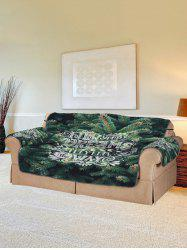 Pine Pattern Couch Cover -