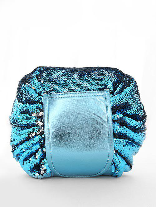 Hot Chic Sequins Decoration Cosmetic Bag