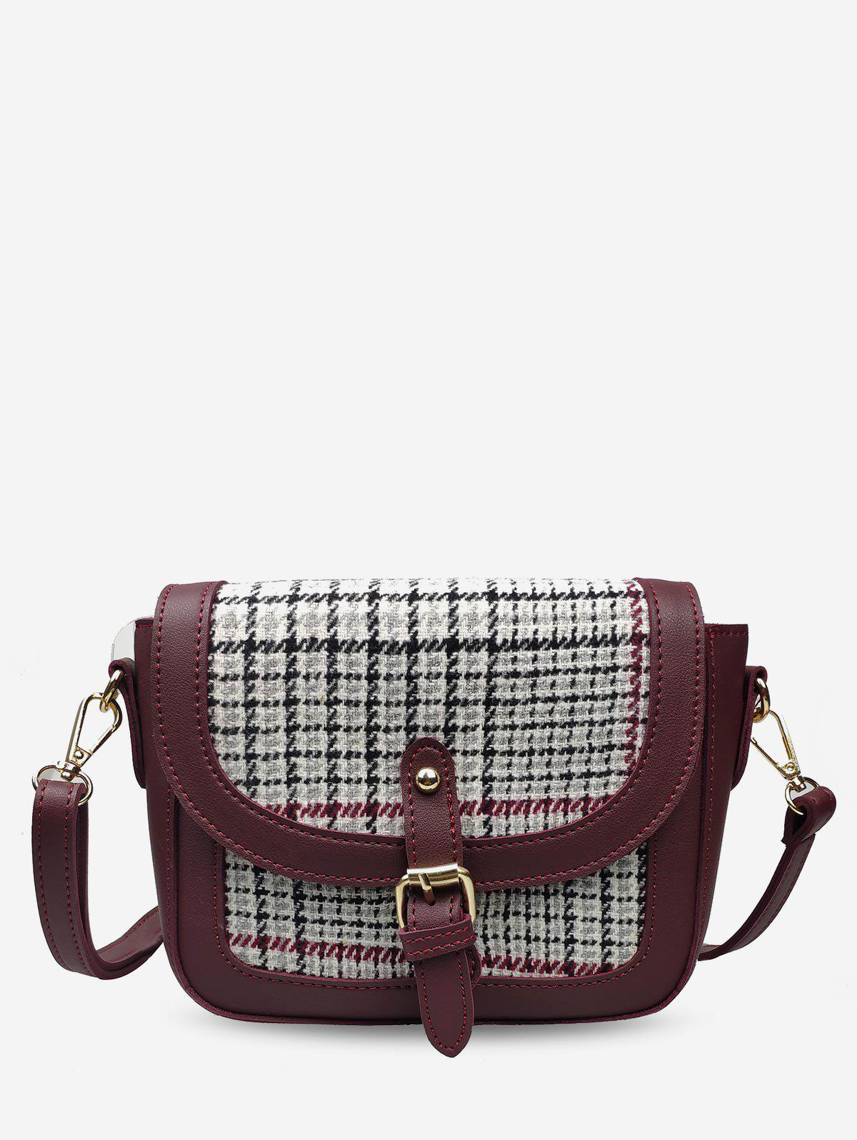 Sale Joint Leather Small Shoulder Bag
