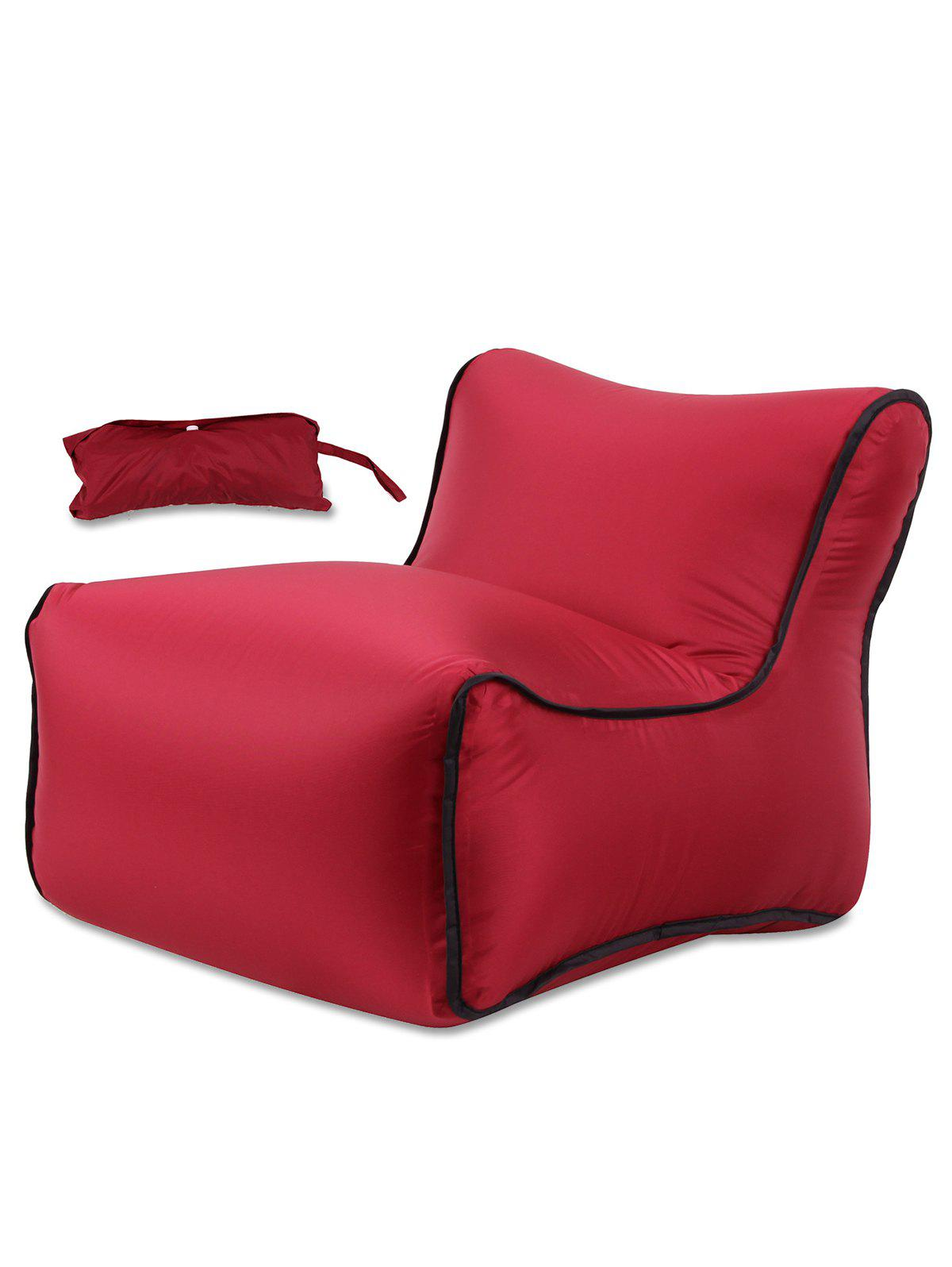 Outfit Outdoor Inflatable Portable Travel Small Pocket Sofa