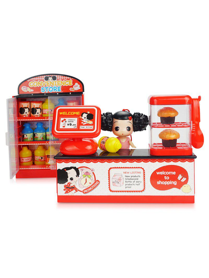 Outfit Convenience Store Combination Children's Play House Toy