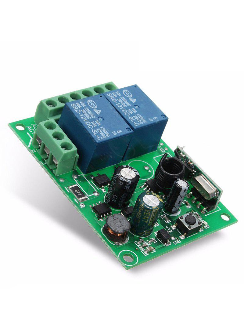 Affordable 315/433 Mhz Relay Receiver Module Switch