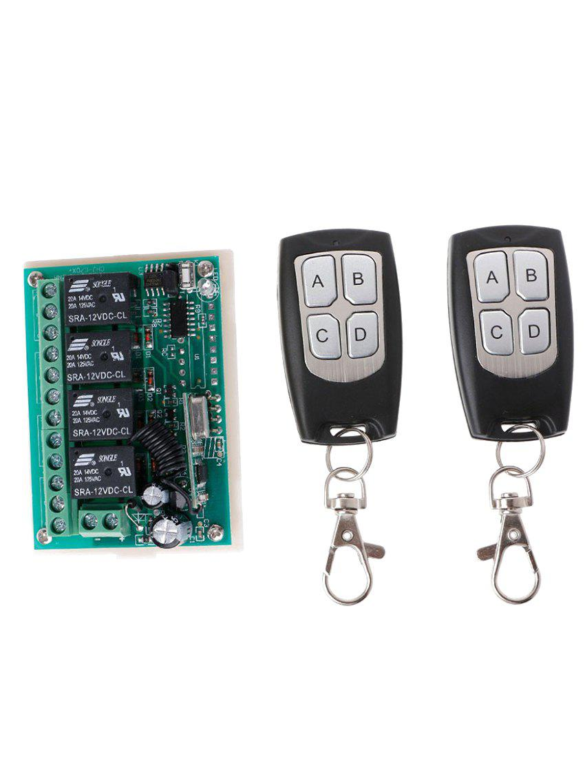 Cheap DC 12V Wireless Remote Control Switch and Relay Receiver Module