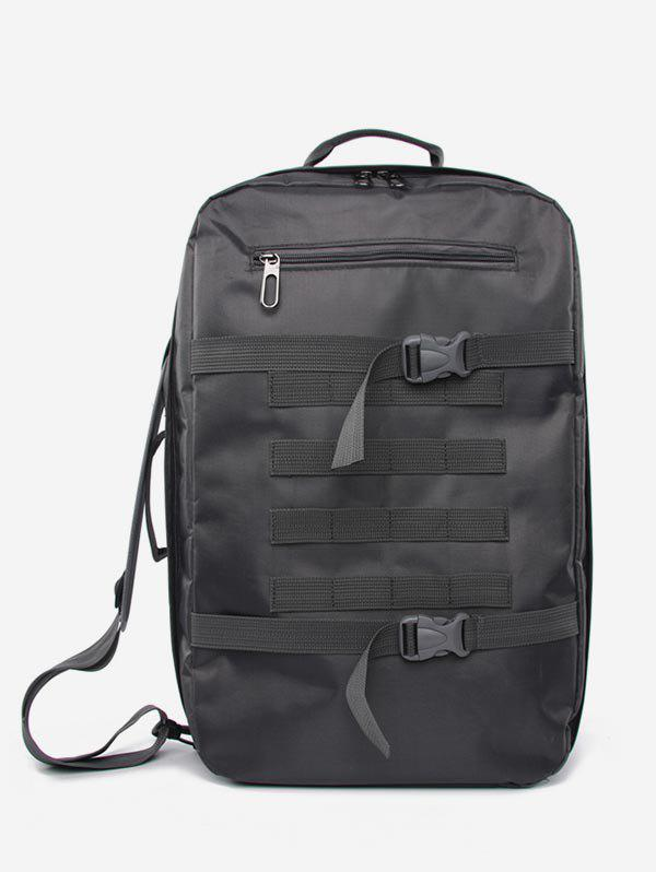 Outfits Big Capacity Nylon Simple Backpack