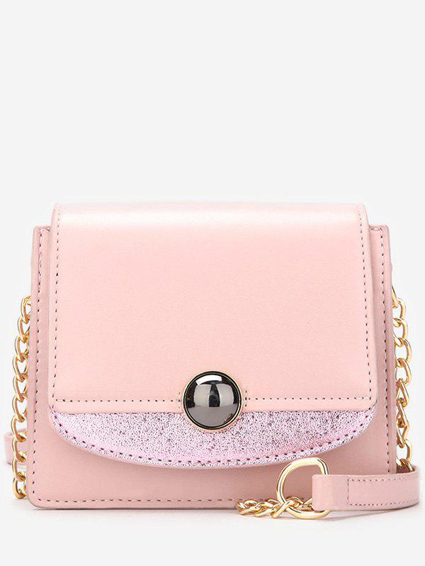 Sale Leather Small Chain Shoulder Bag
