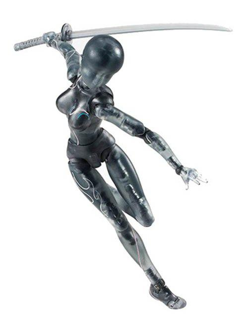 Online Figma Doll Man Action Figure PVC Movable Hand Model