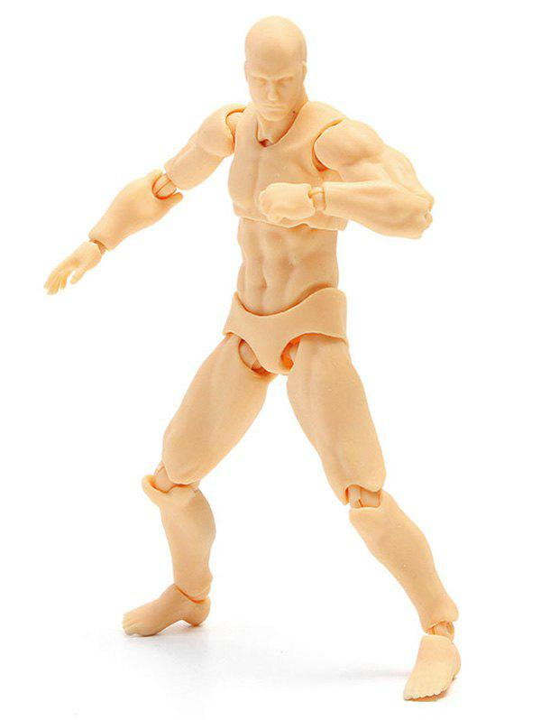 Outfits DIY Figma 2.0 Skin Color Figure PVC Movable Hand Model Doll