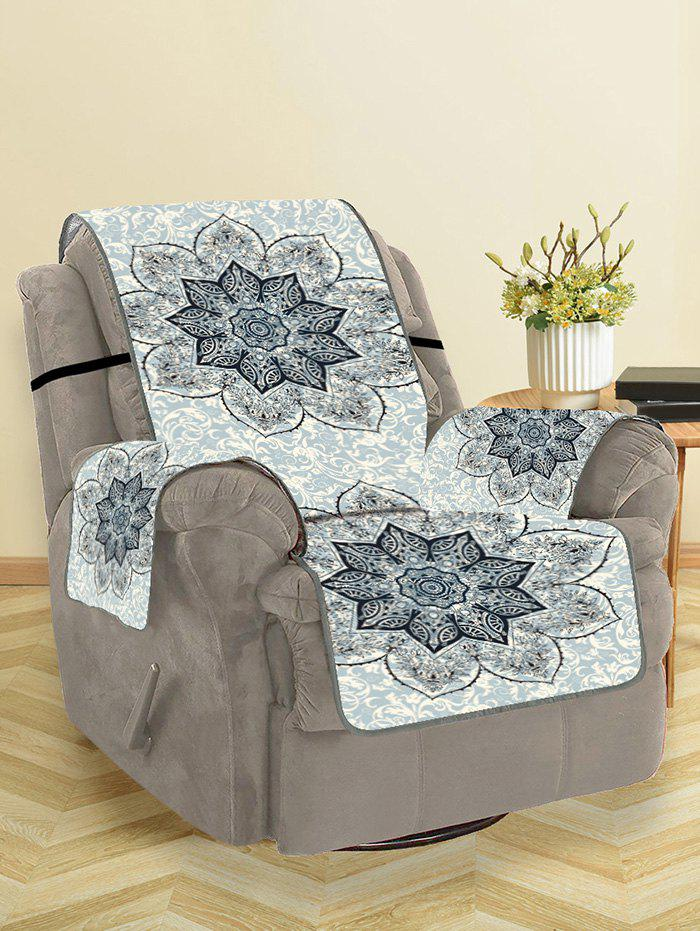Online Mandala Flower Pattern Couch Cover