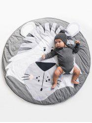 Animals Pattern Soft Crawling Mat Baby Game Mat -