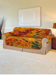 Abstract Pattern Couch Cover -