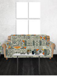 Tribal Pattern Couch Cover -