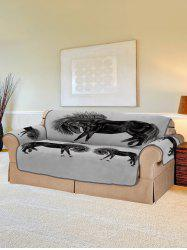 Horse Pattern Couch Cover -