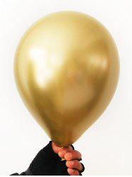 50Pcs Pearlescent Balloon for Valentine's Day Birthday -