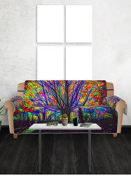 Tree of Life Pattern Couch Cover -