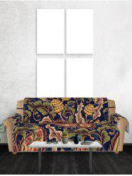 Vintage Design Couch Cover -