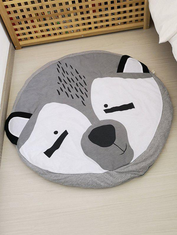 Store Animals Pattern Soft Crawling Mat Baby Game Mat