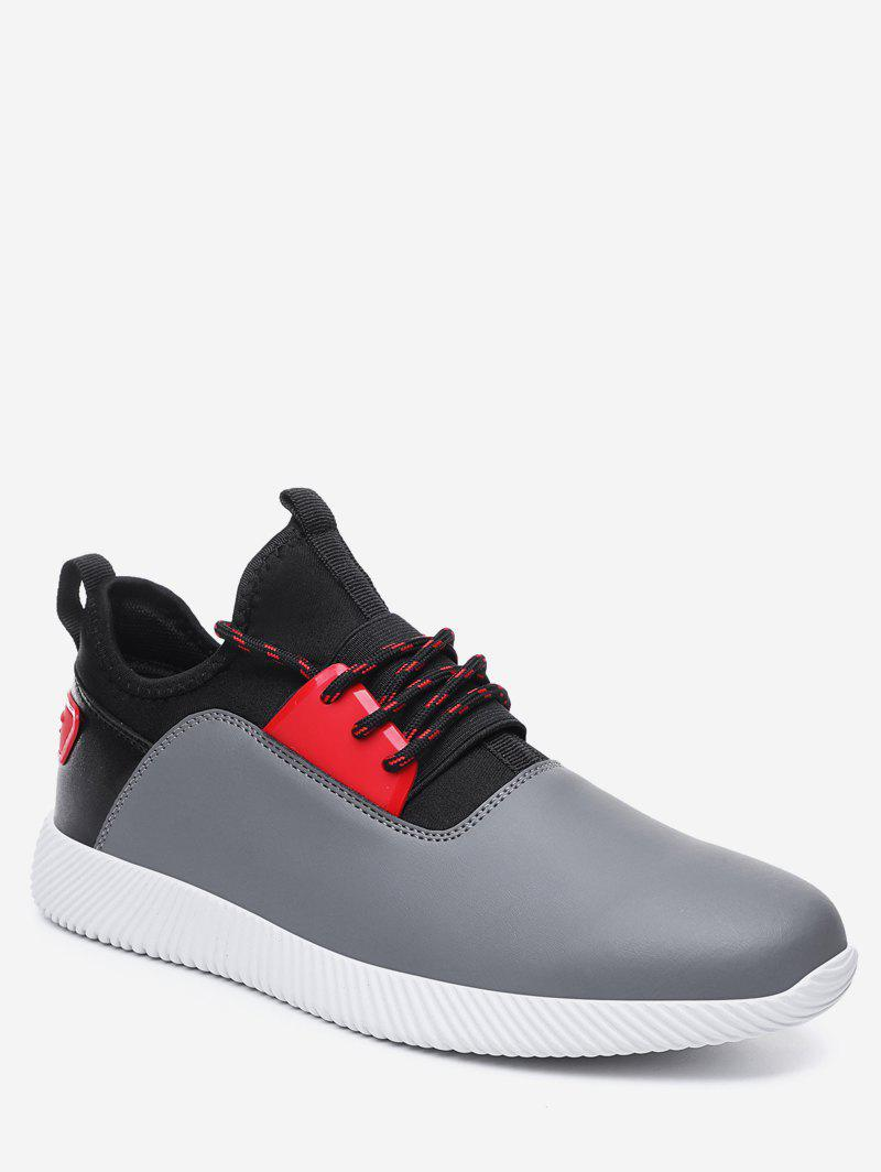 Outfit Lace Up Lightweight Athletic Sneakers