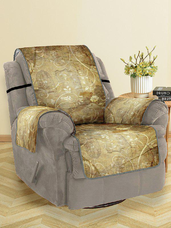 Shop Floral Printed Couch Cover