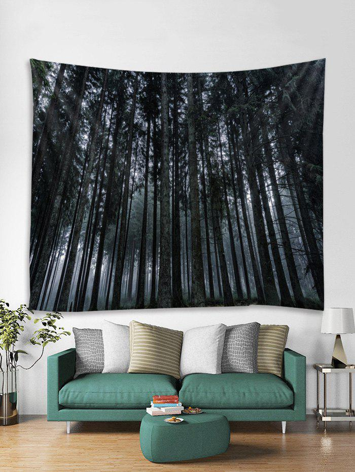 Cheap Wall Art Forest Print Hanging Tapestry