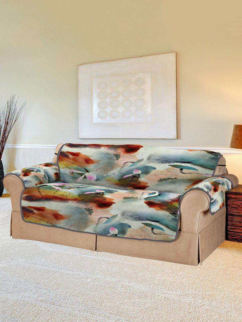 New Retro Design Couch Cover