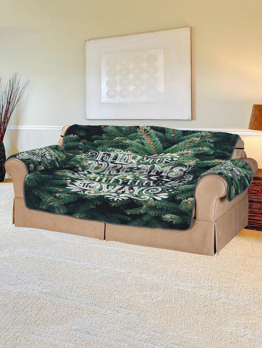 Trendy Unique Pattern Couch Cover