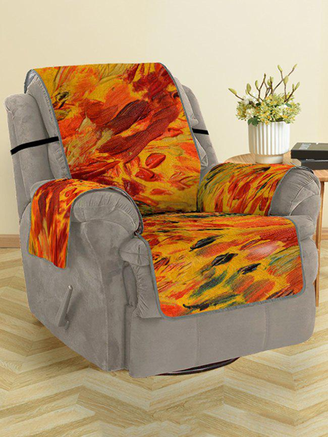 Unique Abstract Pattern Couch Cover