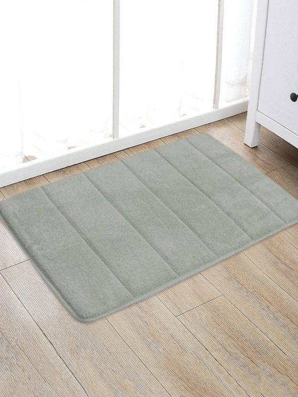 Discount Solid Color Water Absorption Area Rug