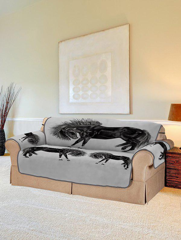 Best Horse Printed Couch Cover