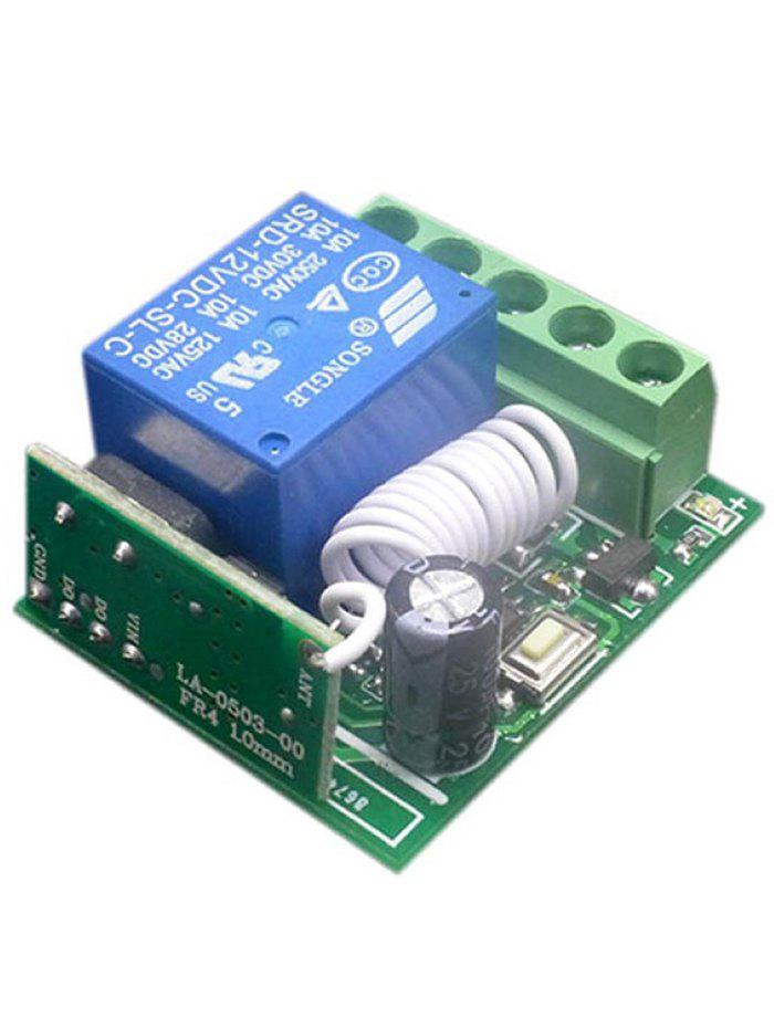 Hot DC 12V Wireless Relay Receiver Module